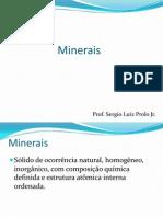 Minerais e Rochas Para Agronomia