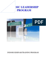 basic leadership program