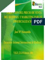 Marketing Biodiesel