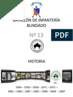 BATALLÓN DE INFANTERÍA BLINDADO