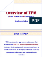 Overview of TPM Implementation