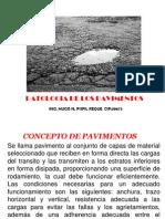 Patologia de Pavimentos Flexibles