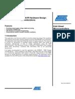 AVR Hardware Design Consideration