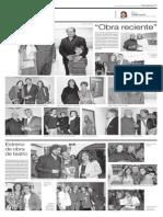 Obra reciente | El Comercio | 14.Jun.2011. P. C15