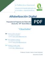 """Propuesta de Programa de Cibercultura de Secundaria Diurna No. 149"""" David Alfaro Siqueiros""""..pdf"""