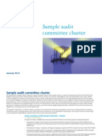 Sample Audit Committee Charter