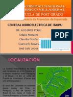 Proyecto Hidroelectrica de Itaipu
