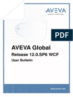 Global WCF Update User Bulletin