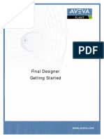Getting Started With Final Designer