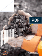 Mining India Sustainably for Growth