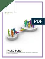 El Video Foro 2013