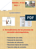2 Termodinámica de los Procesos de Corrosión 1
