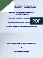 Mecanismos e Instrumentos Juridicos Drogas