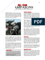 Kill Team Rules - Campaigns v2.0
