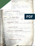 ICT Notes Gospel JHS