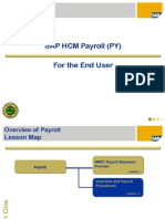 007 SAP HCM Payroll Overview