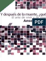 Grun Anselm - Y Despues de La Muerte Que