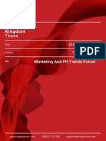 Marketing Kingdom Tirana