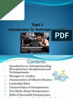 1.d baijnbodai f ejkw fwejPart 1 (1.1 Introduction to Technopreneursniuhip)noisncoi cj weiocjc  ewmcjlwec cndwoc