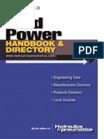 Fluid Power Hand Book & Directory 2012-2013