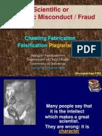 Metlit-01 Misconduct - Prof. Dr. Sudigdo S, SpA(K)