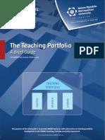 Teaching Portfolio Guide