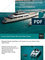 Luxury Yacht Charter Exuma Picchiotti Asia and Indian Ocean