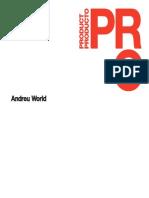 Andreuworld Catalogo General en Es 01 13