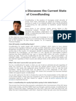 David Drake Discusses the Current State of Crowdfunding