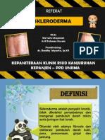 Skleroderma