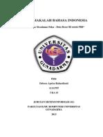 Tugas B. Indonesia-Task 2