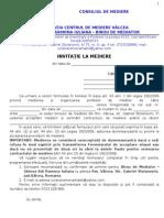 INVITA+óIE LA MEDIERE