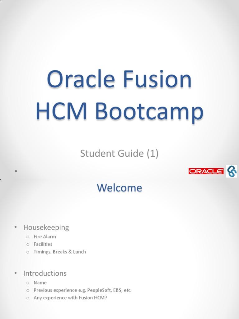 Oracle Community