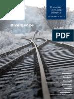 "Nordea Bank,  Economic Outlook Nordics, Dec 2013. ""Divergence"""