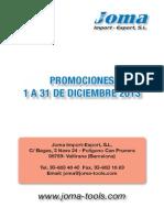 Folleto Promociones Diciembre 2013