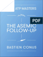 2013 ATP Masters - The Asemic Follow-up