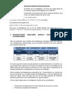 EJEMPLO DE ESTIMACIÓN DE PRODUCCIÓN DE BIOGÁS