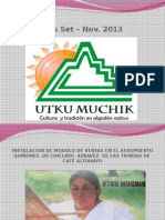 Utku Muchic Set a Nov. 2013