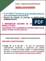 aula 14 - OAB 2ª fase - Improbidade Administrativa (1)