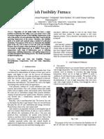ash fusibility furnace