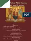 Pururea Fecioria Maicii Domnului Oglindita in Textele Patristice