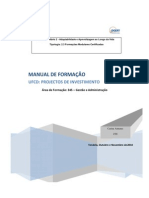 44692843 Manual de Projectos de Investimento