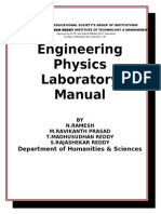 engineering physics lab manual optical fiber diffraction rh scribd com engineering physics lab manual for first year engineering physics lab manual free download