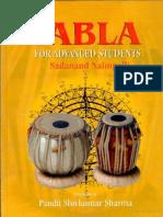 Tabla, For Advanced Students