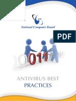 Anti Virus Best Practices