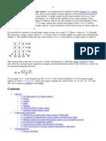 SQUARE Mathematics