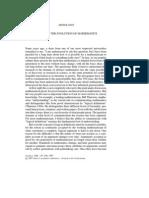 Arthur Jaffe -- Proof and the Evolution of Mathematics