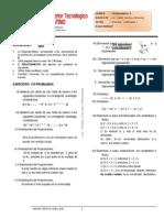 Practica Calificada I Matematica Basica