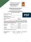 151120855 Hall 14 FOC Indemnity Form