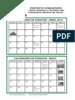 Calendario_Proyecto comunitario